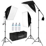 Kit eclairage Photo Studio
